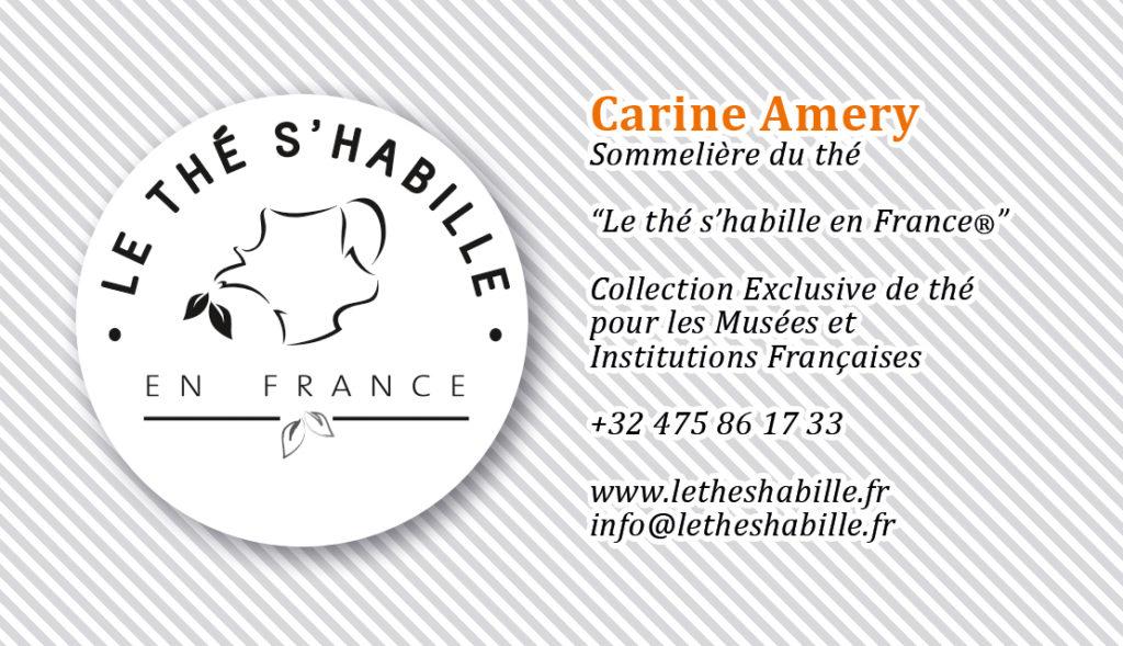 Le thé s'habille en france en belgique boite de thé pour les musées et les institutions boite de thé personnalisées